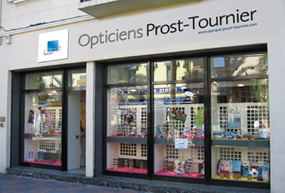 Opticiens Prost-Tournier
